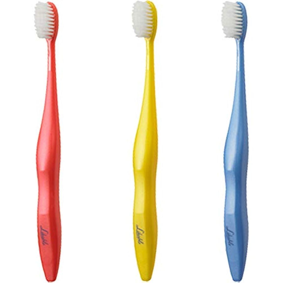 分配します節約するに渡ってライカブル 歯ブラシ 12本入