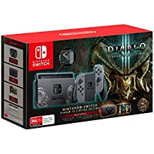 Nintendo Switch Diablo III Edition