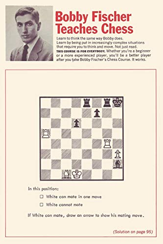 Download Bobby Fischer Teaches Chess 0923891609