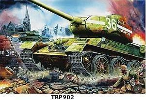1 16 T-34 85 中戦車 1944年型 No.183