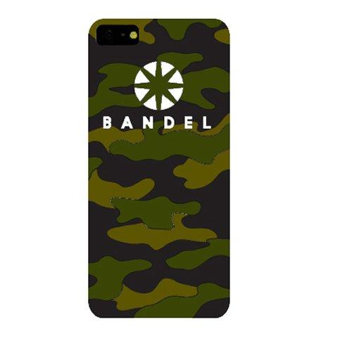 BANDEL iPhone7ケース ダークグリーン カモフラ...