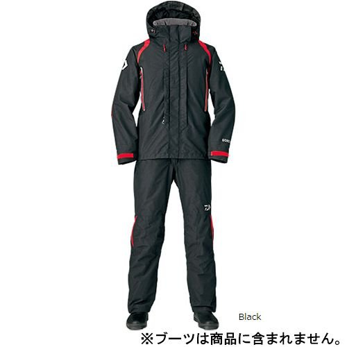 ダイワ(DAIWA)  ゴアテックス プロダクト ハイロフト ウィンタースーツ DW-1305 ブラック 2XL