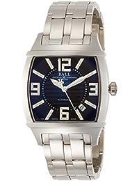 [ボールウォッチ]BALLWATCH 腕時計 コンダクター トランセンデント ステンレススチール 自動巻き ブラック文字盤 50m防水 NM2068D-SAJ-BK メンズ 【並行輸入品】