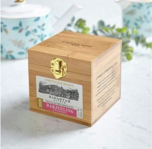 フォートナム アンド メイソン FORTNUM AND MASON 紅茶 ティー 高級茶葉 数量限定 (ファーストフラッシュダージリン2019 シングルエステイト)