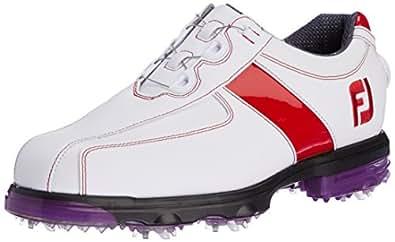 [フットジョイ] footjoy GF3 59929J WT/RD (ホワイト/レッド/7.5 WIDE)