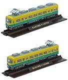 トミーテック ジオコレ 鉄道コレクション 鉄コレ 富山地方鉄道14760形 (新塗装) 2両セット ジオラマ用品