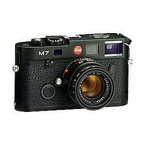 ライカ 【 Leica 】 M7 ENGRAVE 0.72 標準セット(ブラック)