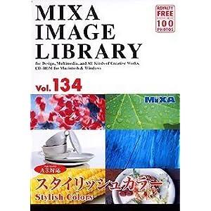 MIXA IMAGE LIBRARY Vol.134 スタイリッシュカラー