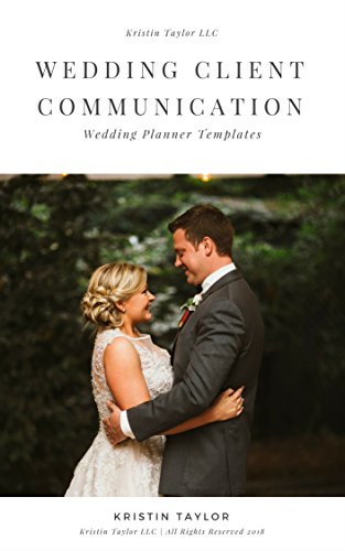 amazon wedding client communication email templates for wedding