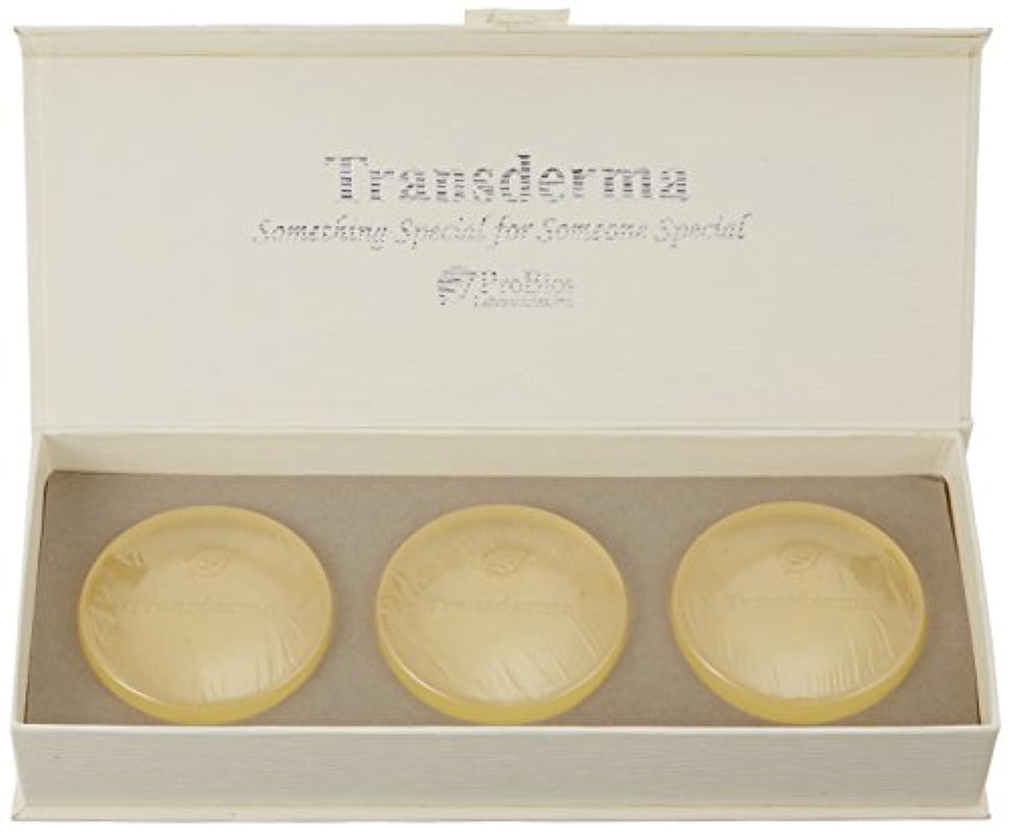 トランスダーマ ソープ(3個入)