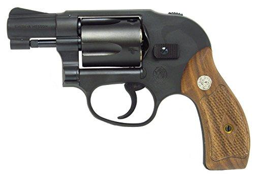 タナカ S&W M49 Early HW (18歳以上ガスリボルバー)