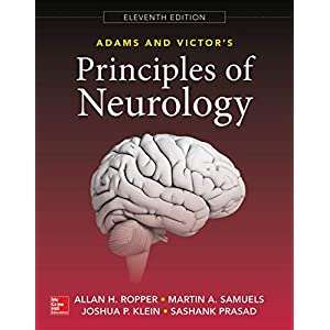 Adams and Victor's Principles of Neurology 11th Edition (Adams and Victors Principles of Neurology)