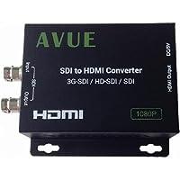 AVUE sdh-r01–SDI to HDMIコンバータ–関数:信号変換–1920x 1080–壁マウント可能