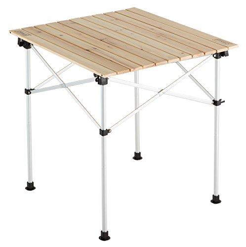 コールマン テーブル ナチュラルウッドロールテーブル65 2000023502