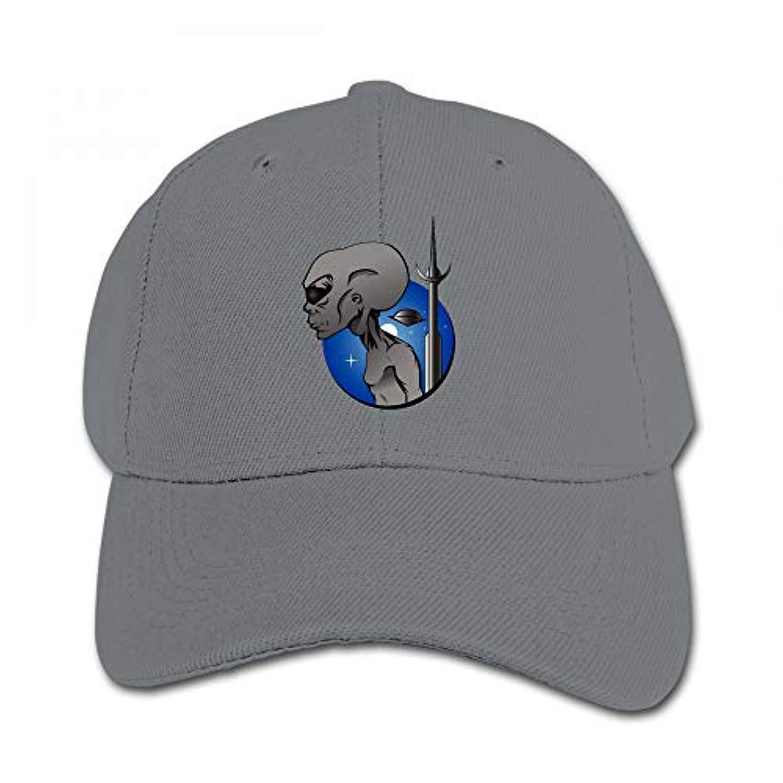 宇宙人 おもしろい キャップ 多彩 ハット ファッション 鳥打ち帽 子供 通学 アウトドア 帽子