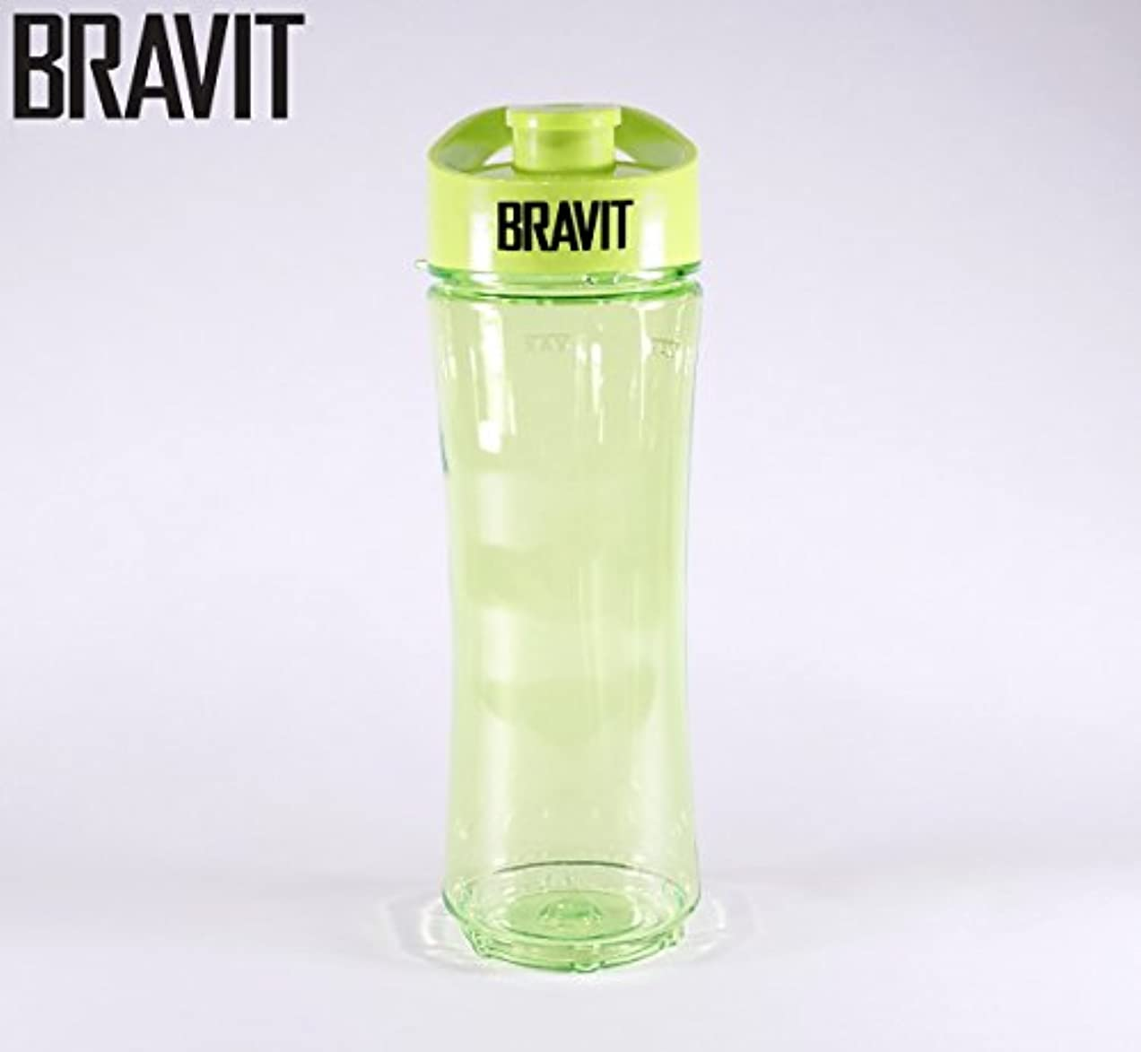 浅いプリーツ批判的にBRAVIT Personal Sports Bottle, Smoothie, Shake Maker with Travel Lead for BRAVIT Personal Sports Blender by BRAVIT