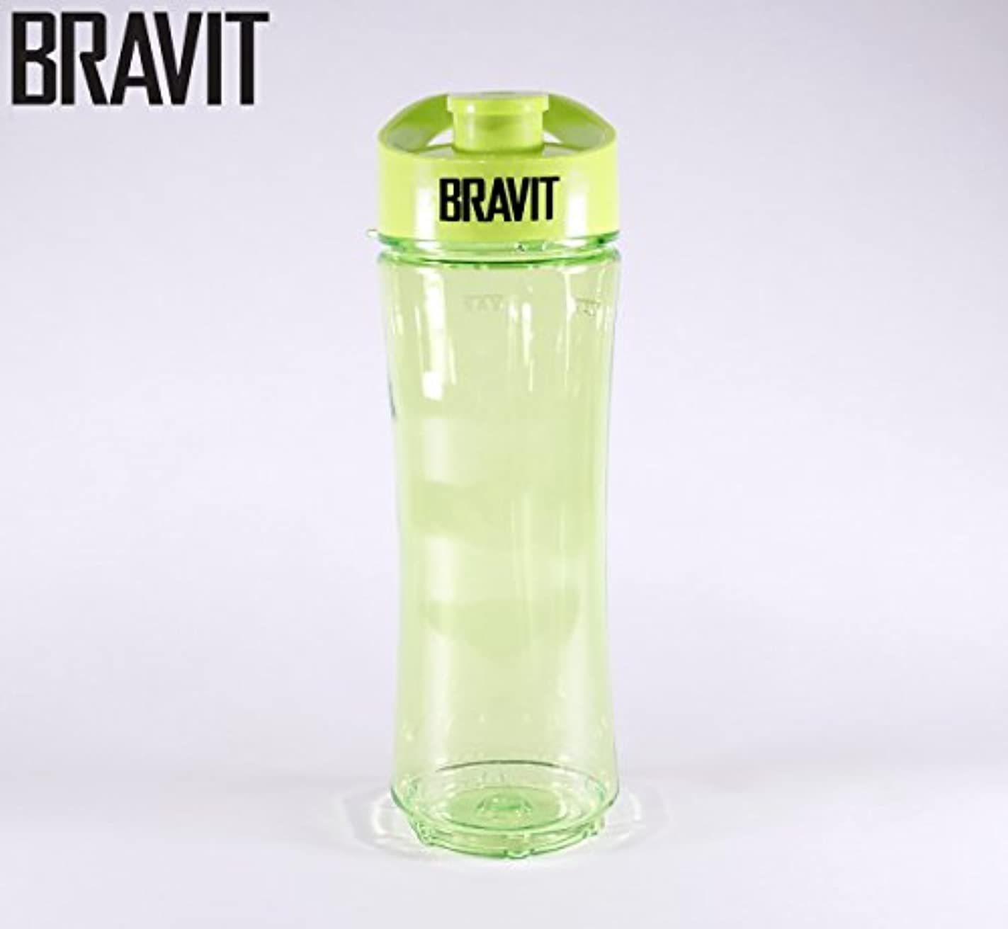 方向ハイジャック立方体BRAVIT Personal Sports Bottle, Smoothie, Shake Maker with Travel Lead for BRAVIT Personal Sports Blender by BRAVIT