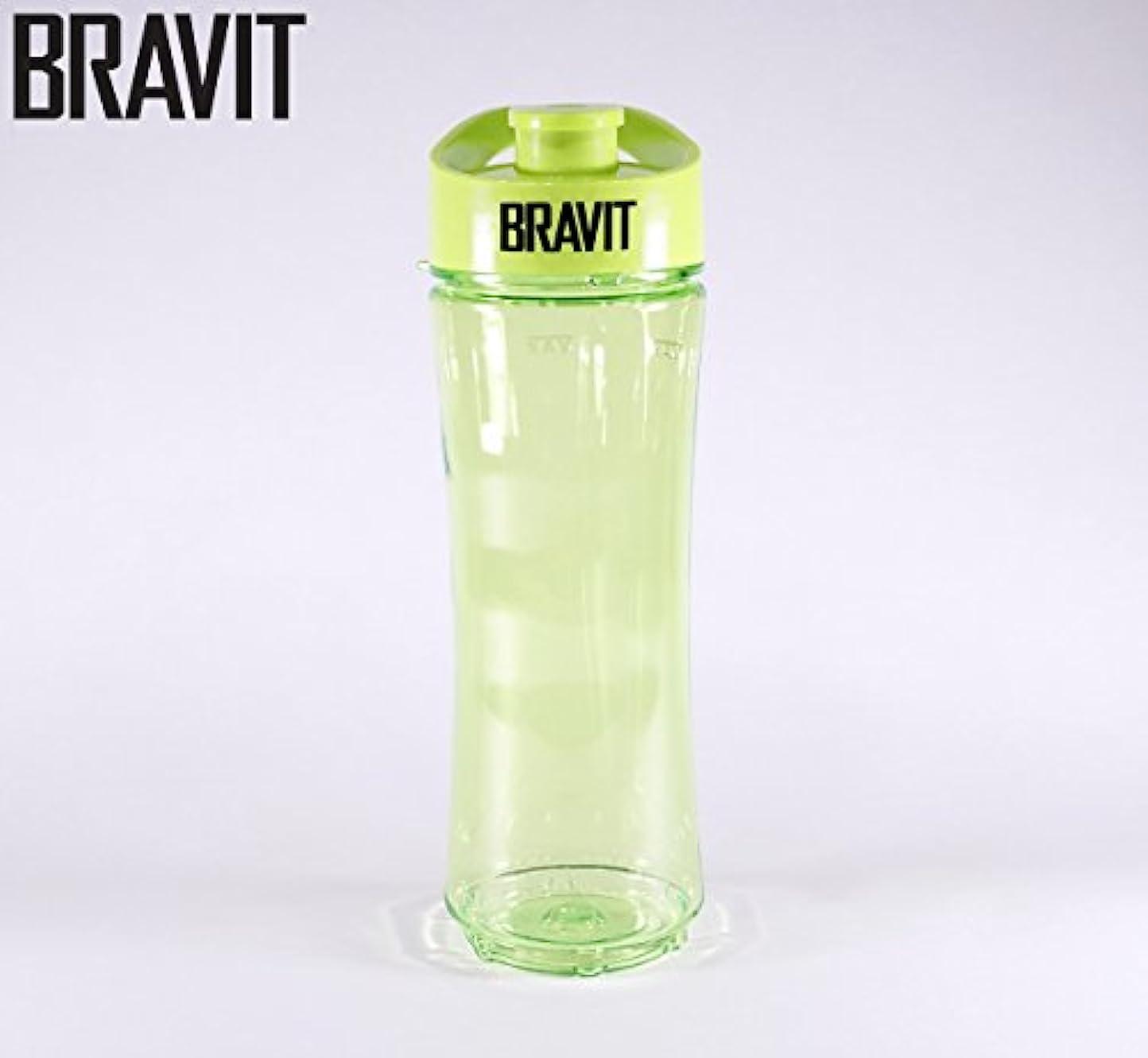 覚醒嵐が丘入浴BRAVIT Personal Sports Bottle, Smoothie, Shake Maker with Travel Lead for BRAVIT Personal Sports Blender by BRAVIT