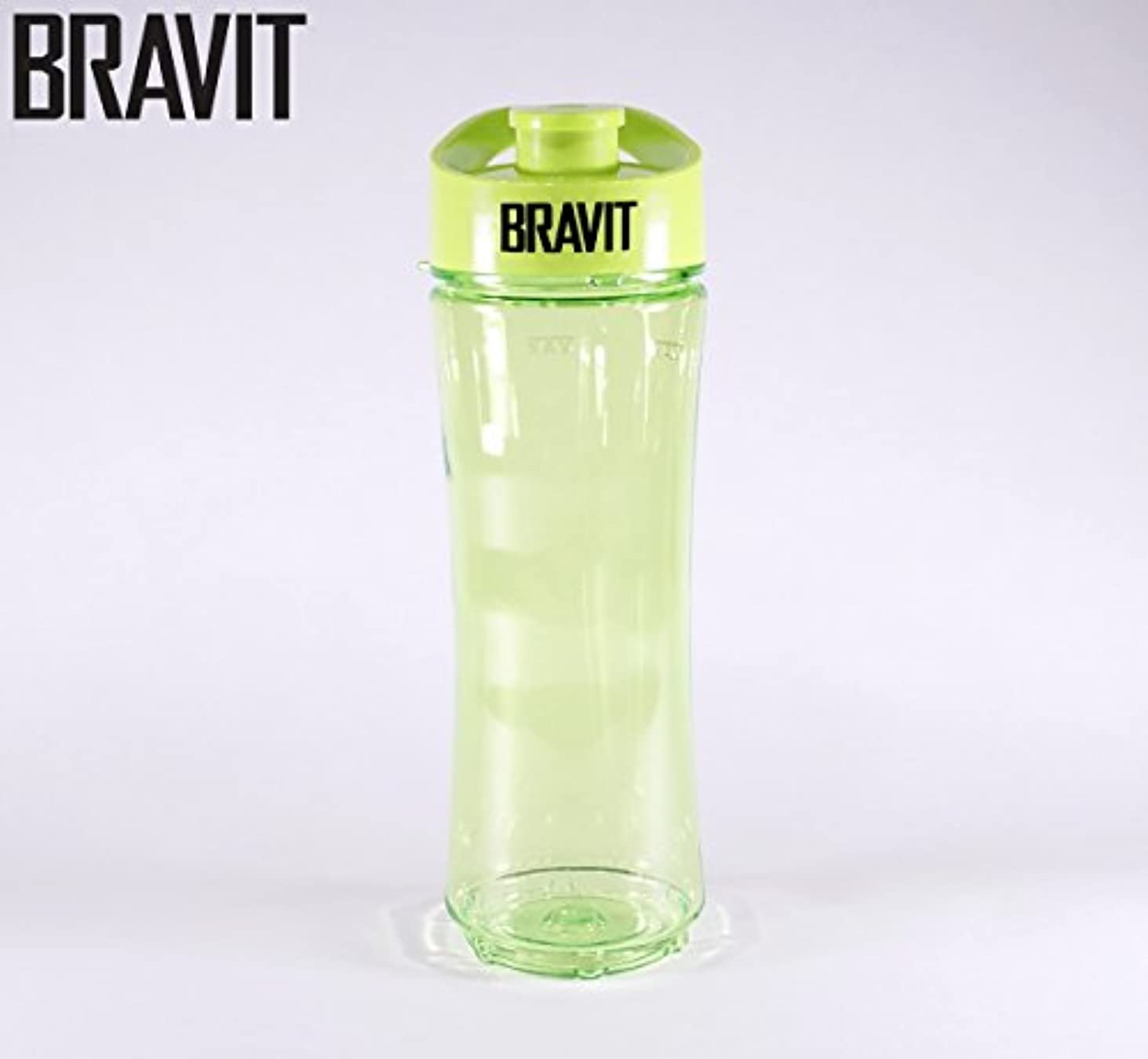 造船鉄連結するBRAVIT Personal Sports Bottle, Smoothie, Shake Maker with Travel Lead for BRAVIT Personal Sports Blender by BRAVIT