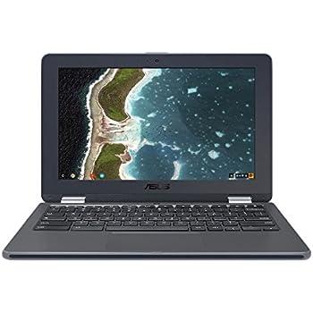 【国内正規品】ASUS 11.6型タッチ対応ノートPC [Chrome OS] Chromebook Flip C213NA-N3350 (2017年8月モデル)