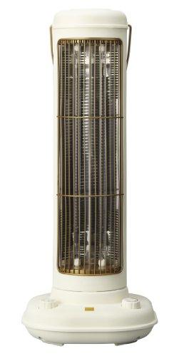 BRUNO カーボンファンヒーター Nostal Stove L アイボリー BOE002-IV