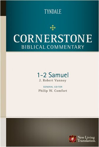 1-2 Samuel (Cornerstone Biblical Commentary Book 4) (English Edition)