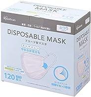 アイリスオーヤマ ディスポーザブル プリーツ型マスク