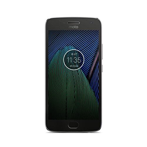 モトローラ SIM フリー スマートフォン Moto G5 Plus 32GB ルナグレー 国内正規代理店品 AP3824AC3J4