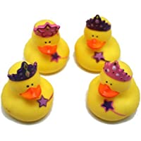 12 Princess Rubber Duckies! [並行輸入品]