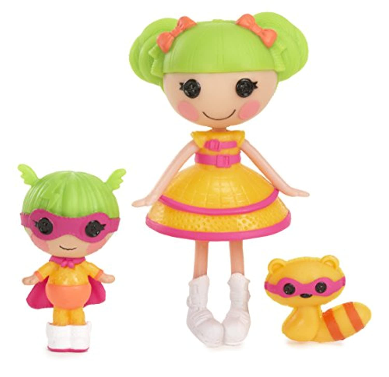 Mini Littles Doll, Dyna and Tiny