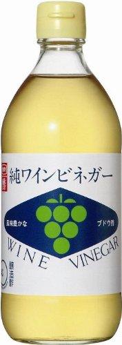 内堀醸造 純ワインビネガー 瓶500ml