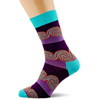 Happy Socks Men's Windy Stripe Sock