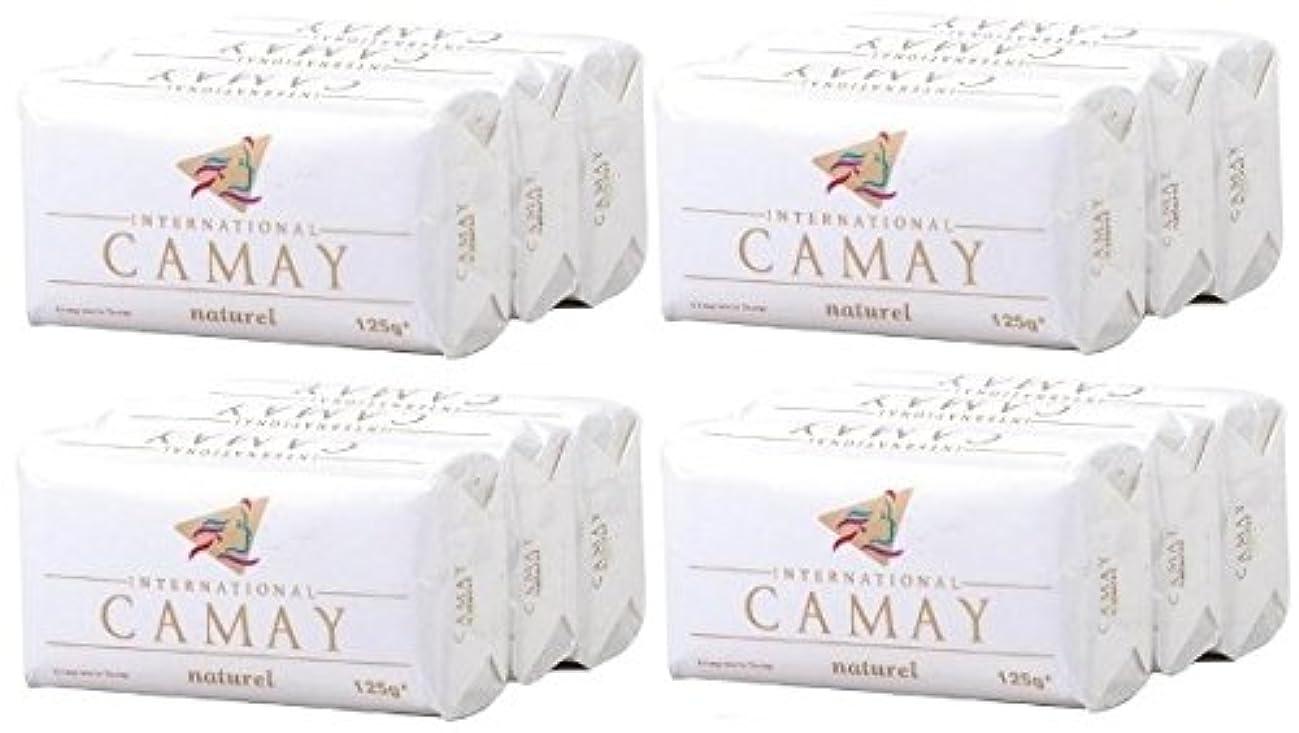 確認するショップタック【CAMAY】キャメイ石鹸ナチュラル3個入×4パック [並行輸入品]
