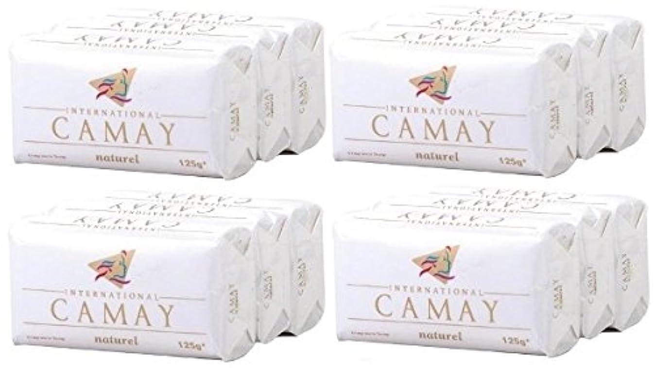 必要野な宴会【CAMAY】キャメイ石鹸ナチュラル3個入×4パック [並行輸入品]