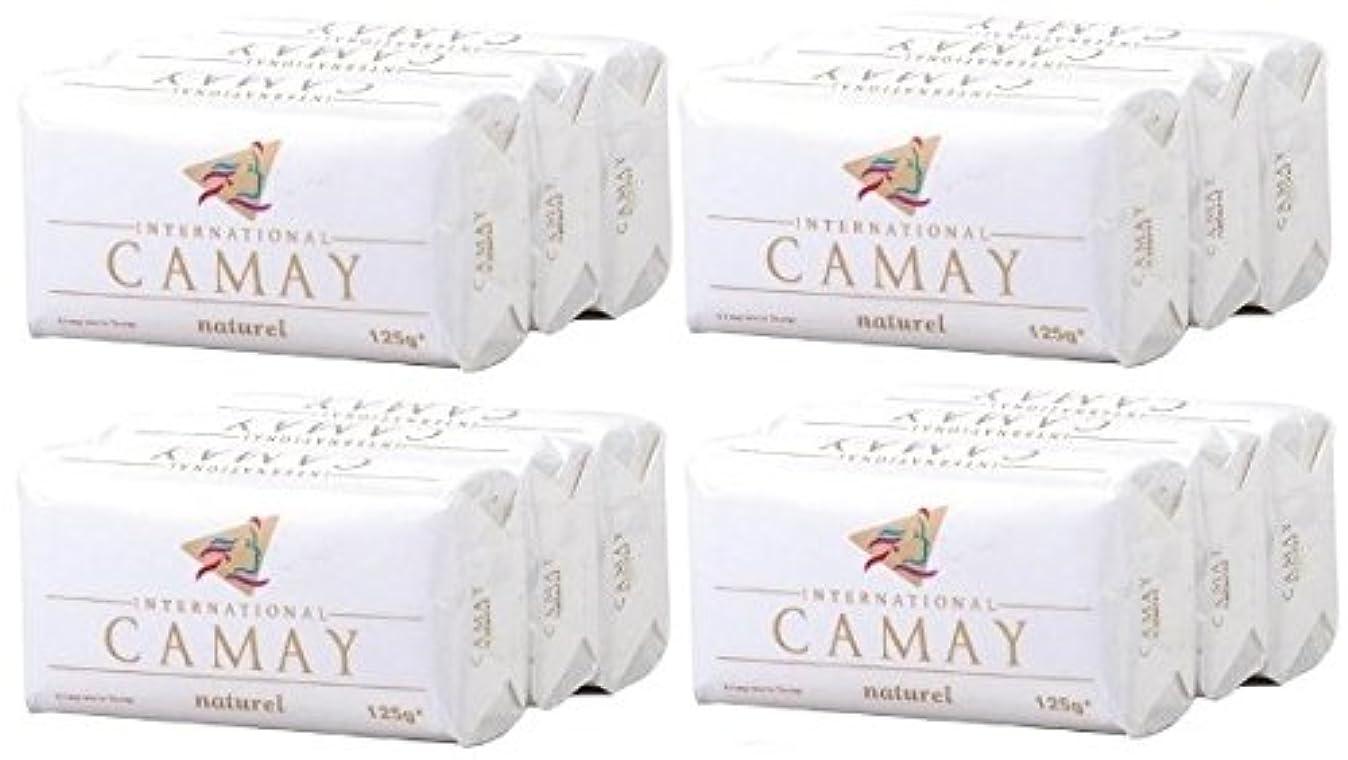 ゴルフマウス相対性理論【CAMAY】キャメイ石鹸ナチュラル3個入×4パック [並行輸入品]
