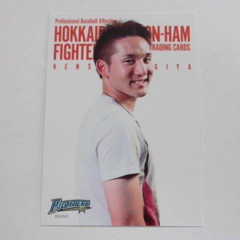 プロ野球ai 日本ハム2016 トレカ■レギュラーカード■35/杉谷拳士