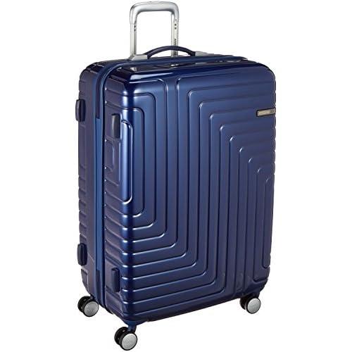[アメリカンツーリスター] スーツケース DARTZ ダーツ スピナー75 91L 4.5kg 無料預入受託サイズ 保証付  保証付 91L 75cm 4.5kg AN4*41003 41 ネイビー