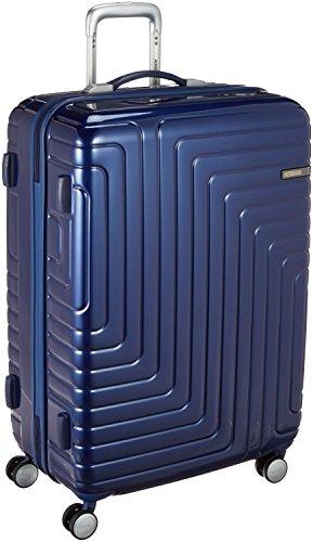 [アメリカンツーリスター] スーツケース DARTZ ダーツ スピナー75 91L 4.5kg 無料預入受託サイズ 保証付 保証付 91.0L 75cm 4.5kg AN4*41003 41 ネイビー