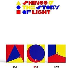 3枚セット【早期購入特典あり】 SHINee The Story of Light EP.1& EP.2 &EP.3 正規6集 (初回ポスター全種類セット)( 韓国盤 )(初回限定特典9点)(韓メディアSHOP限定)