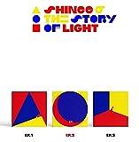 3枚セット【早期購入特典あり】 SHINee The Story of Light EP.1& EP.2 &EP.3 正規6集 (初回ポスター全種類セット)( 韓国盤 )(初回限定特典9点)(韓メディアSHOP限定)/