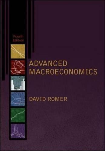 Advanced Macroeconomics (The Mcgraw-hill Series in Economics)の詳細を見る