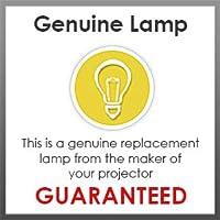 Benqプロジェクタw7500ハウジングwith Genuine Original OEM電球