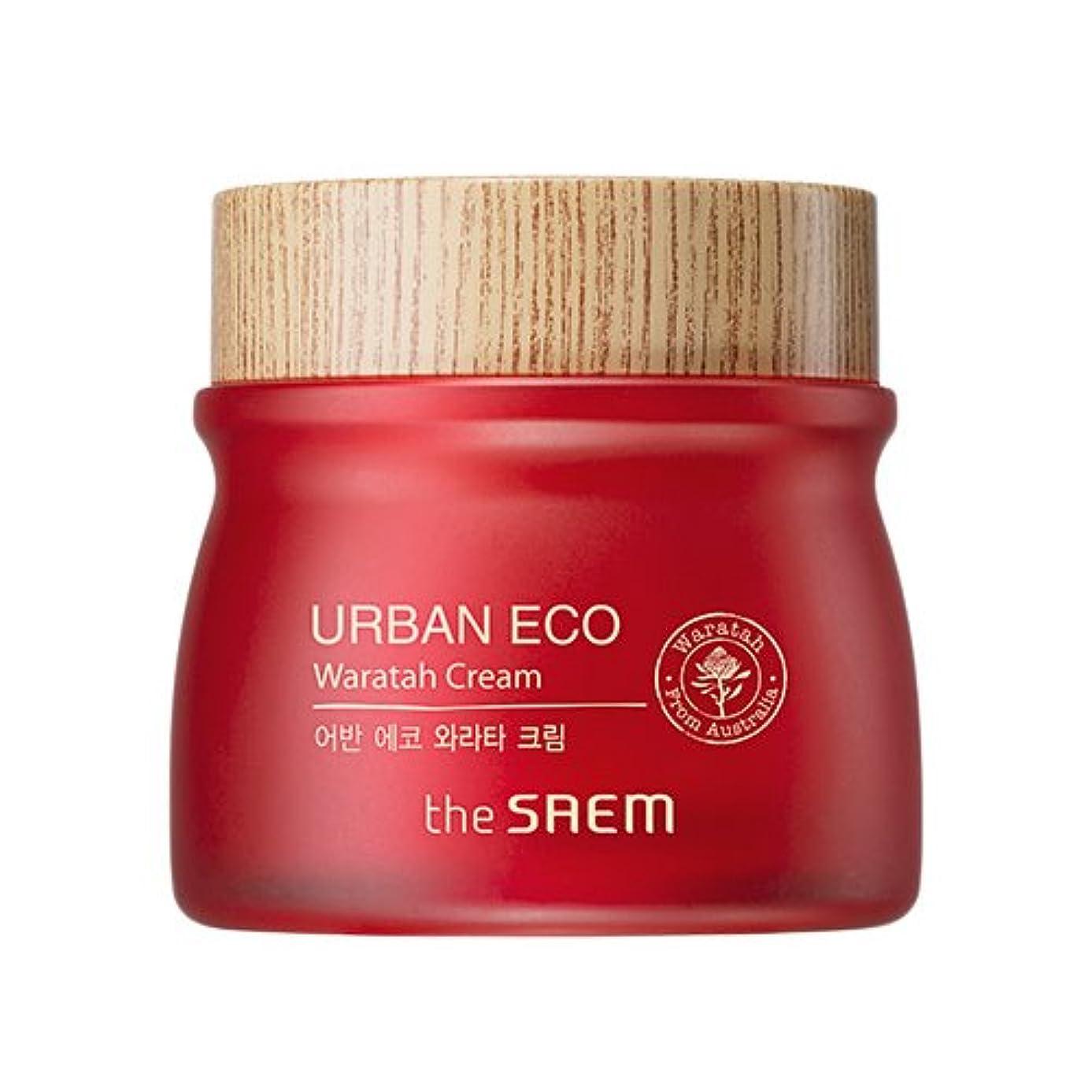 請うスマート厄介なドセム アーバンエコワラタークリーム60ml Urban Eco Waratah Cream [並行輸入品]