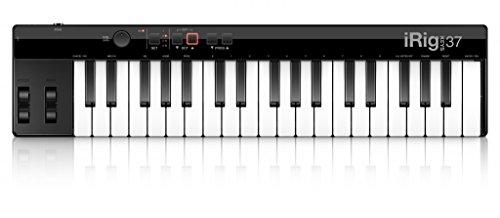 IK Multimedia iRig KEYS 37 MIDIキーボード 37鍵盤 (IKマルチメディア) 国内正規品