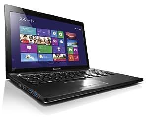 Lenovo G500 (Celeron-1005M/320GB/2GB/DVD-SM/Win8/15.6型/ブラック) 59373976