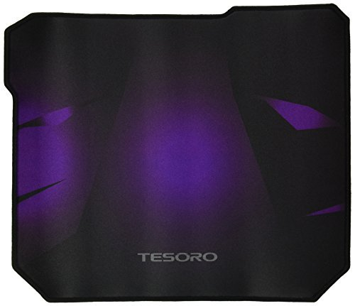 Tesoro Aegis X3 3D Fabric High Density Texture Anti-Slip Rubber Base Stitched L300 x W360 X H4mm Gaming Mouse Pad TS-X3 [並行輸入品]