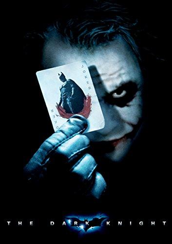 映画 バットマン ダークナイト ジョーカー ポスター 42x30cm The Dark Knight 【並行輸入品】