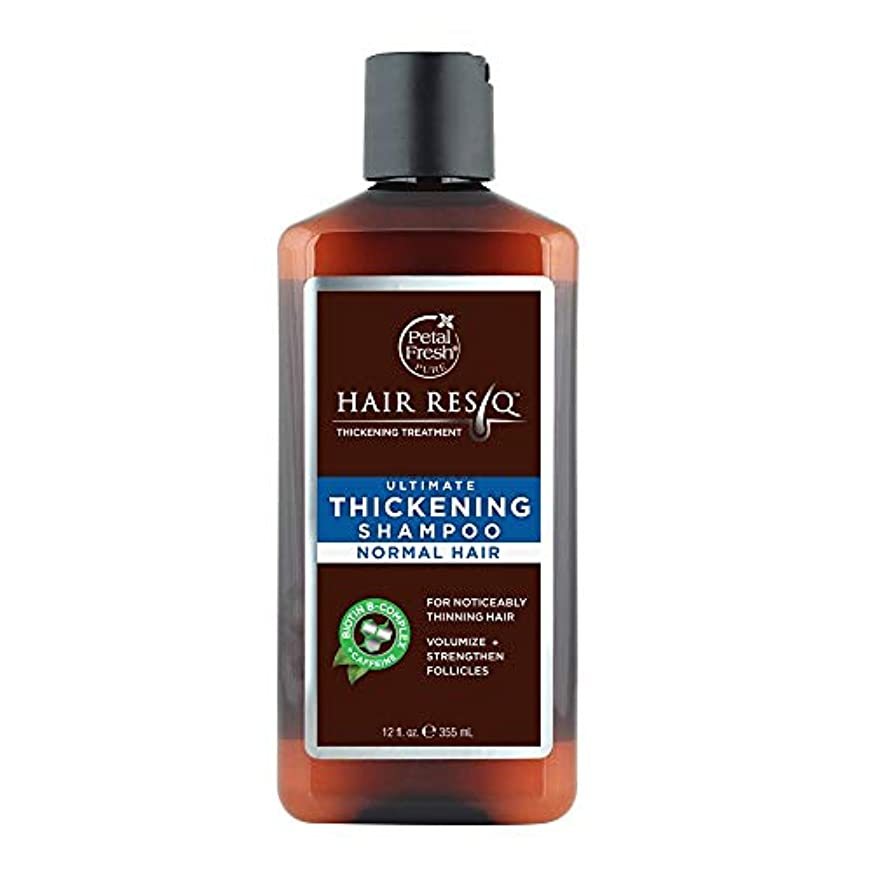 おとなしい先例虚偽Petal Fresh ペタルフレッシュ ピュア 強く太く健康的な髪する シャンプー 12 fl oz (355 ml) [並行輸入品]