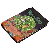 (リック・アンド・モーティ) Rick And Morty オフィシャル商品 Portal カードケース パスケース (ワンサイズ) (マルチカラー)