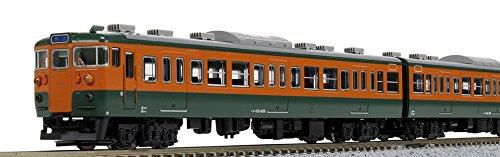 KATO Nゲージ 115系 300番台 湘南色 4両 10-1410 鉄道模型 電車